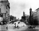 Pennsylvania Ave around 1905